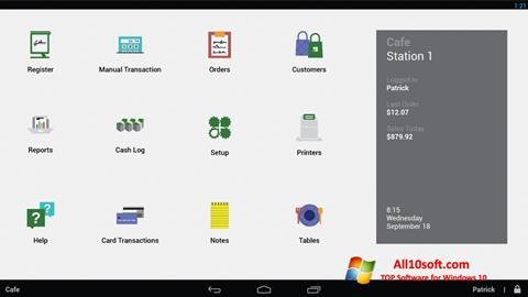 צילום מסך Clover Windows 10