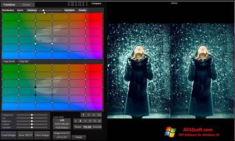 צילום מסך 3D LUT Creator Windows 10